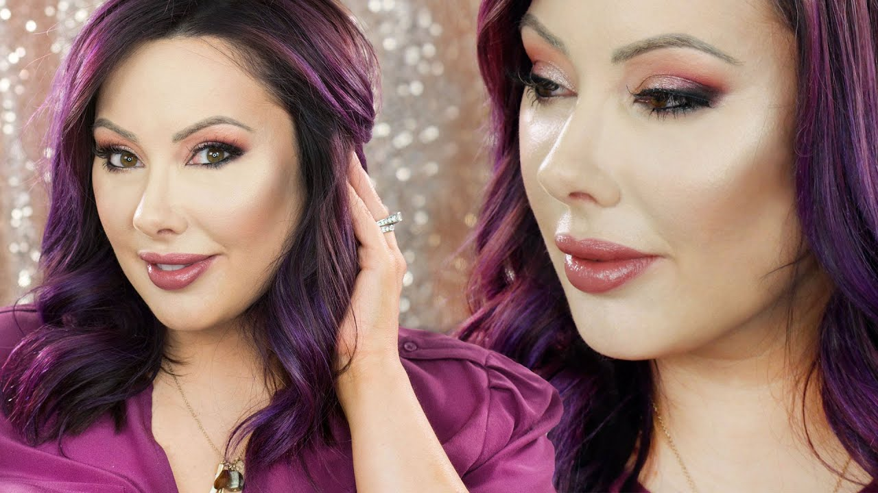 Manny mua palette tutorial makeup geek youtube baditri Images