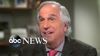 Henry Winkler on reinventing himself after iconic role as Fonzie