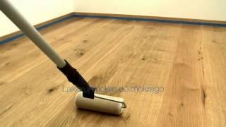 Jak lakierować podłogi drewniane wersja polska.wmv