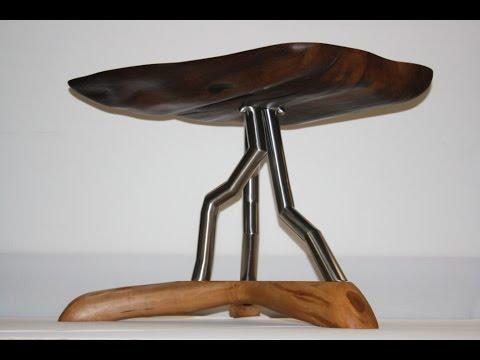 Design table, edler Designertisch, Wohnzimmertisch, remarkable, noble, DIY, Upcycling, selber machen