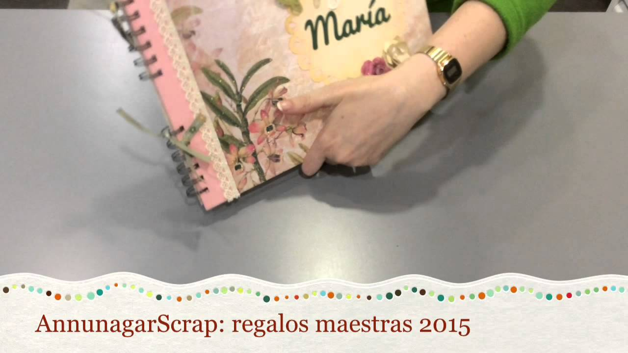Regalos para maestras youtube for Cosas especiales para regalar