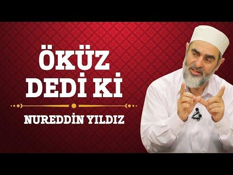 44) Öküz Dedi ki - Nureddin Yıldız - (Hayat Rehberi) - Sosyal Doku Vakfı