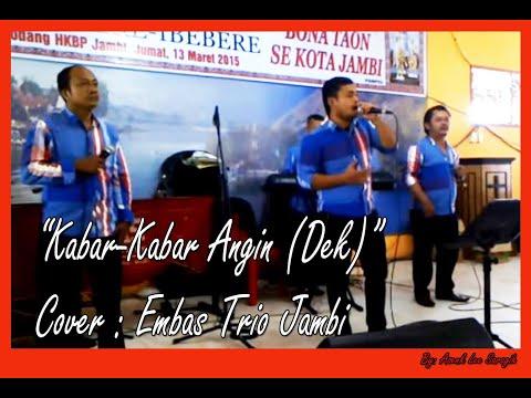 Trio Embas Lagu Simalungun Dek