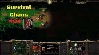 Warcraft 3 | Survival Chaos # 84 - Tilted to no end | WarBoss