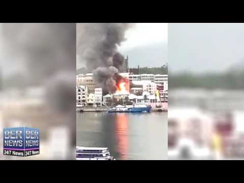 #4 | Bermuda Police Statement on Fire, July 21 2016