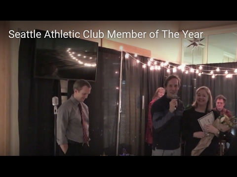 Seattle Athletic Club Member of The Year