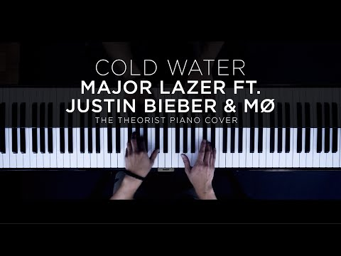 Major Lazer ft. Justin Bieber & MØ - Cold Water | The Theorist Piano Cover