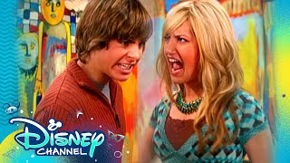 Zac Efron Guest Stars! 💥| Throwback Thursday | Suite Life of Zack and Cody | Disney Channel