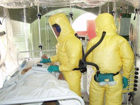 KTF News - Deadly Ebola Outbreak in Congo Reaches City of 1.4 Million