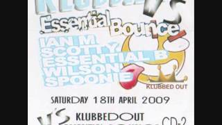 Klubbed Out Vs Essential Bounce - 18.04.2009 - CD 2