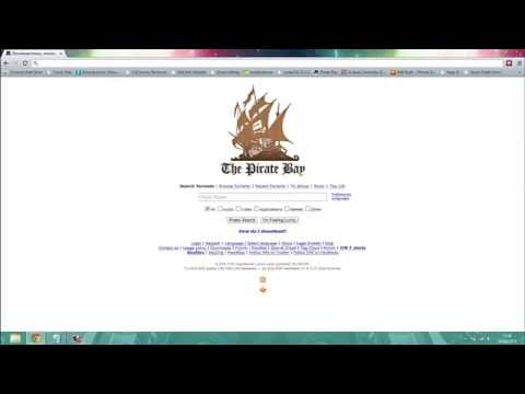How to access Kickass Torrents (Kat.ph) in the EU - YouTube