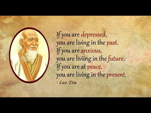 The Tao Te Ching of Lao Tzu (English reading)