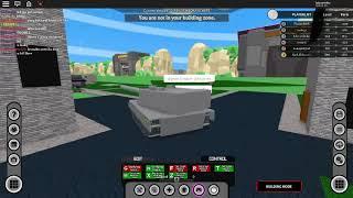 roblox rbym tank battle: me (luizcarrinho) vs dorart