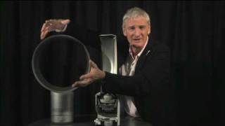 Sir James Dyson explains his bladeless fan