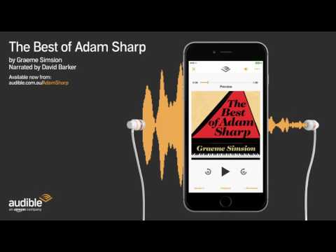Graeme Simsion's 'The Best of Adam Sharp' : free audiobook sample