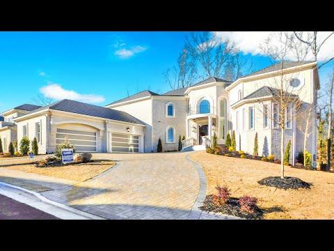 MUST SEE - INSIDE A NEW 6 BDRM CUSTOM BUILT LUXURY HOME NW OF ATLANTA