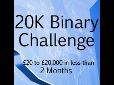 Binary options 30 day challenge