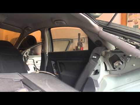 Curtain Airbag Deployment