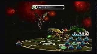 Jade Cocoon 2 Final Boss fight
