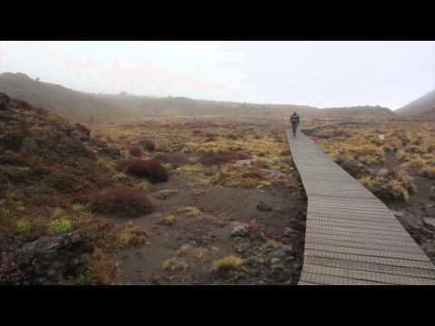 Tongariro Bad Weather