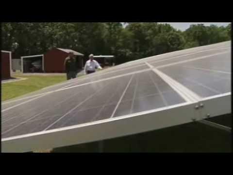Solar Panels Power Poultry Houses - America's Heartland