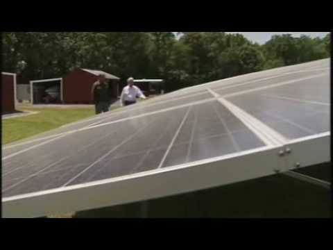 Solar Panels Power Poultry Houses – America's Heartland