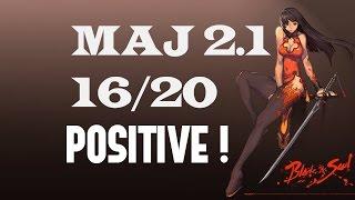 Blade And Soul | Test finale de la maj 2.1 | Commenté Français