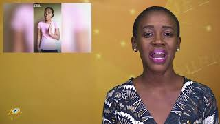 Het 10 Minuten Jeugd Journaal 24 april 2020(Suriname / South-America)