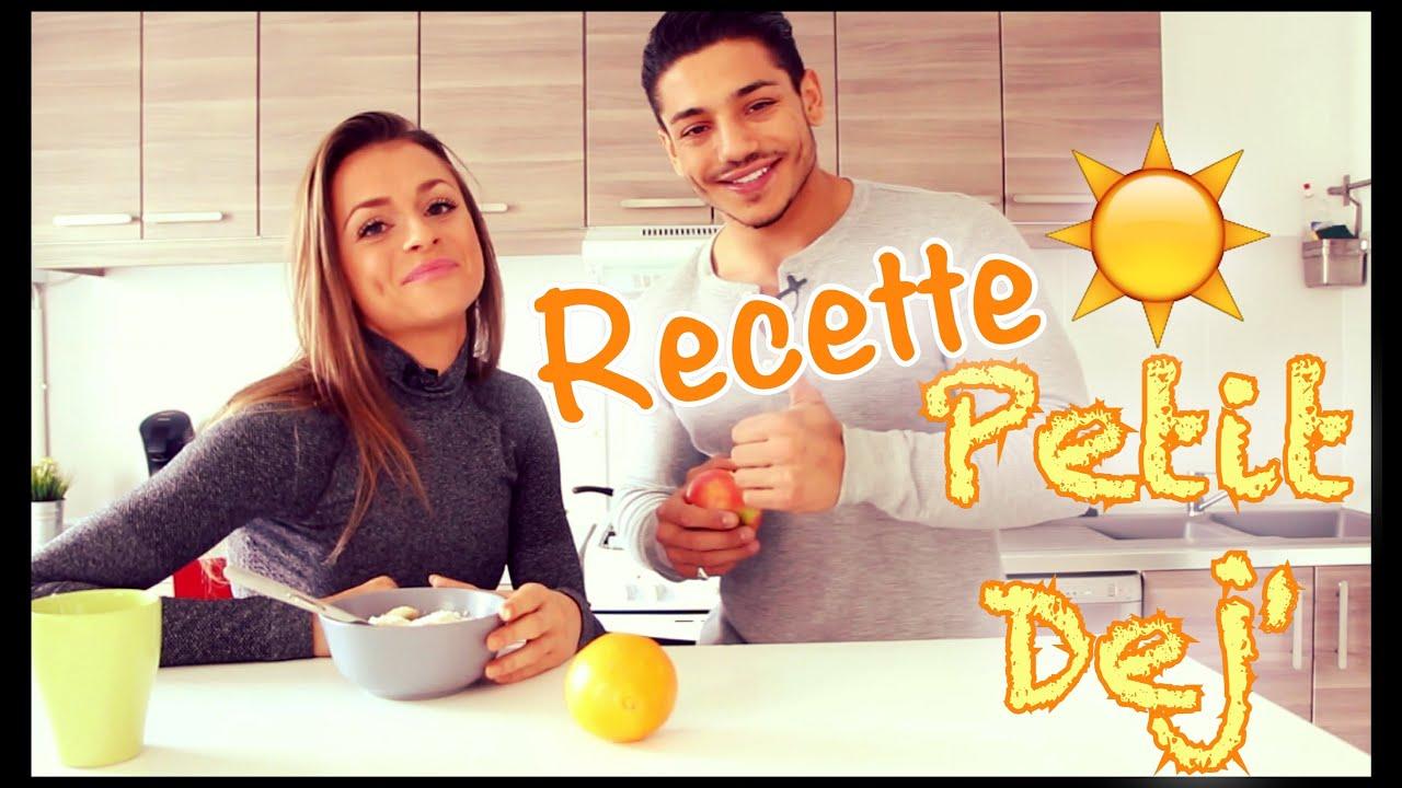 Bien-aimé Recette Girly PETIT DEJ ÉQUILIBRÉ by BT - YouTube XJ48