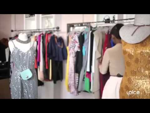 JOY KENDI at Kung'ara Kenya Boutique in Nairobi (SPICE TV AFRICA: SPICE DESTINATION)
