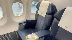 Jet Airways 737-800 Business Class Seat Review | Aviation Geeks