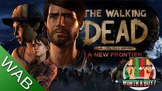 The Walking Dead A New Frontier - Worthabuy?