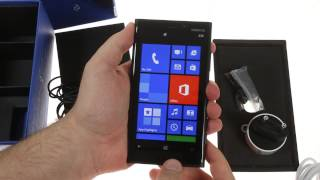 Nokia Lumia 920 hands-on
