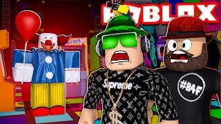 BIRTHDAY PARTY HORROR STORY in ROBLOX