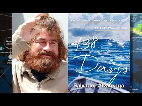 Castaway survivor Salvador Alvarenga joins PrepperCon
