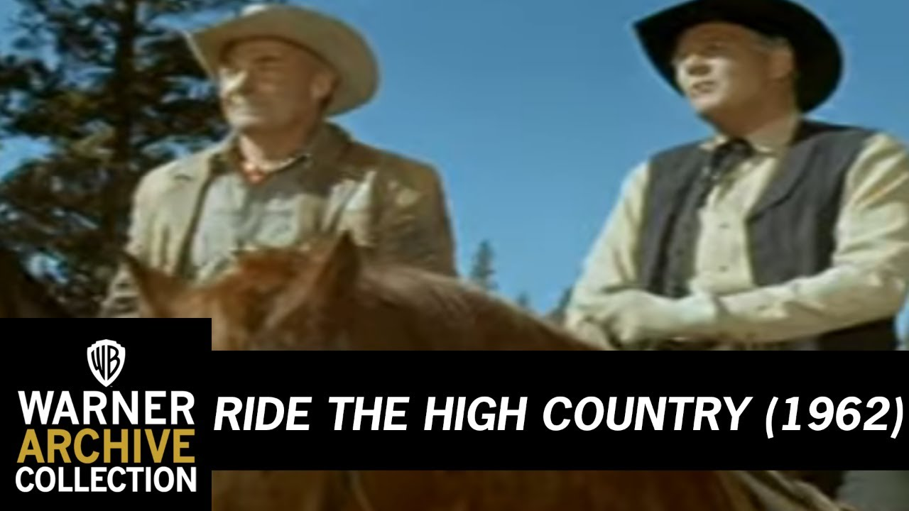 Download Trailer | Ride the High Country | Warner Archive