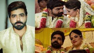 Serial Actor Deepan Murali Wedding Video