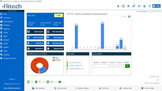 Billing software - free gst india | hitech billsoft fastest version also available www.billingsoftwareindia.in for detai...