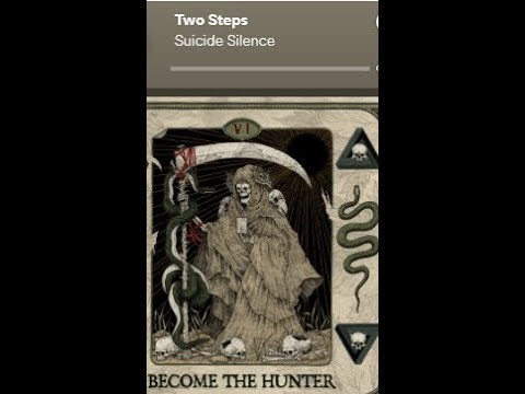 """Suicide Silence release new song """"Two Steps"""" off new album """"Become The Hunter"""""""