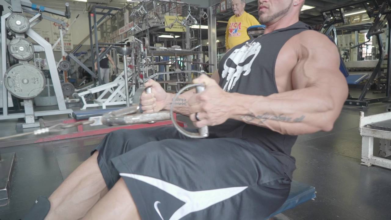 Midwest Muscle Report Video Shoot At Usa Gym Ashley And Coty Losee Train Back