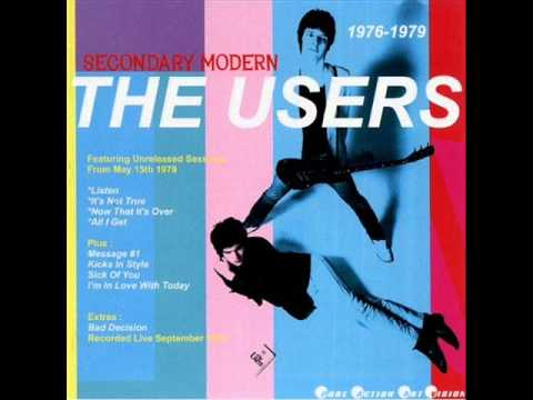 the users - it's not true (the who cover)