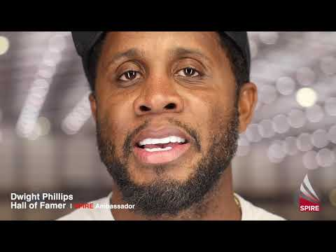 Dwight Phillips on SPIRE Institute and Academy