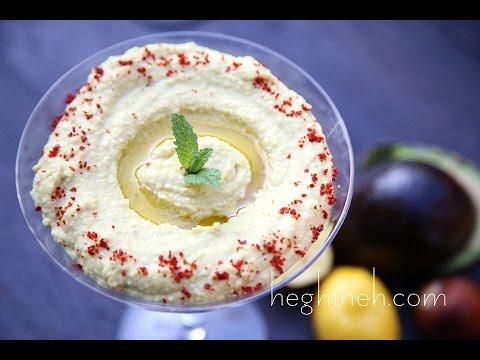 Avocado Hummus Recipe Heghineh Cooking Show