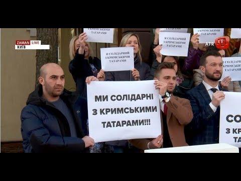 Телеканал ATR започаткував флешмоб «Ми солідарні з кримськими татарами»