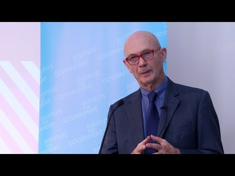 Pascal Lamy: Brexit, trade and the WTO