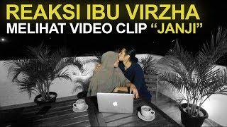 Reaksi Ibu Virzha Melihat Video Clip janji