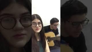 Que Bueno Que Fuiste Tú - Carolina Ross (Cover)   Dulce Cota y Chanito Cota
