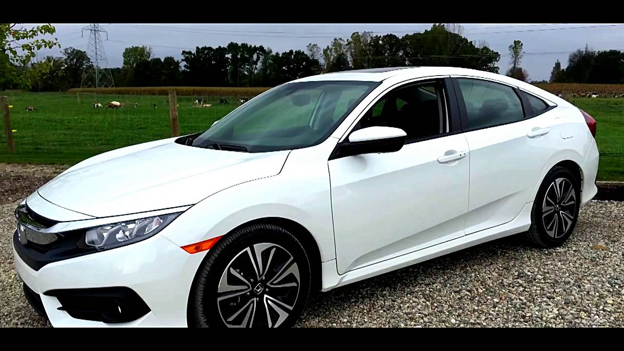 2016 Honda Civic Lx Review Youtube