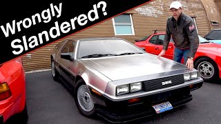 Why DeLorean is the most misunderstood car in the World YouTube Videos