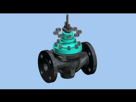 What Are The Components Of A Globe Valve?